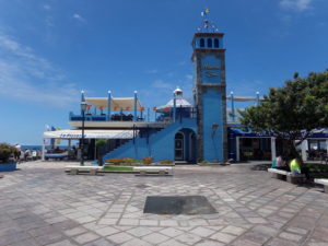 Hafen Las Galletas Teneriffa Süd
