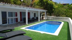 Villa mit Privatpool Adeje Teneriffa Südwest