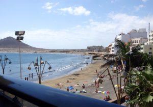 Luxus Ferienwohnung am Strand in El Medano Teneriffa Süd