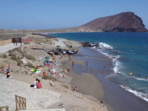 Playa Tejita El Médano Teneriffa Süd