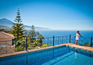 exklusive Villa Teneriffa Nord La Matanza