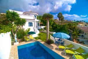 Villa Corona El Sauzal Teneriffa Nord