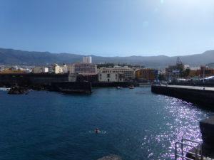 Puerto de la Cruz Hafen Teneriffa Nord