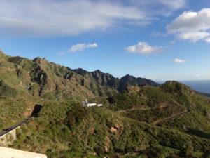Anaga Gebirge Teneriffa